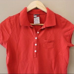 Tommy Hilfiger red shirt
